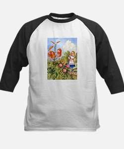 Alice and the Talking Flowers Tee