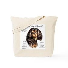 King Charles English Toy Tote Bag