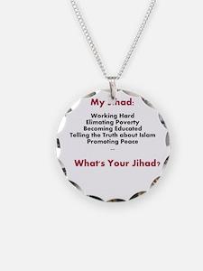 My Jihad Necklace