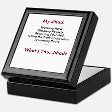 My Jihad Keepsake Box