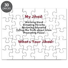 My Jihad Puzzle