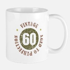 60th Vintage birthday Mug