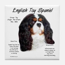 Prince Charles English Toy Tile Coaster