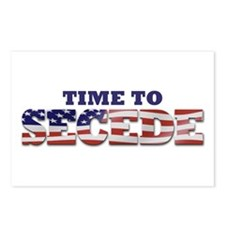 Secede Flag Postcards (Package of 8)