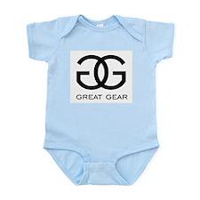 Haute Great Gear Infant Creeper