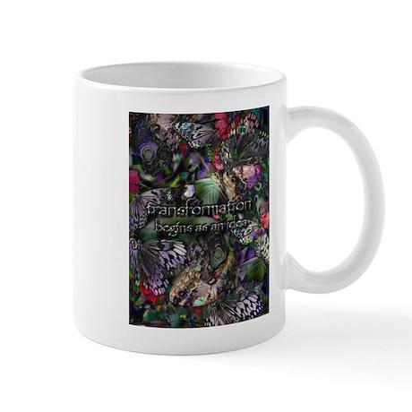Butterfly Transformation Mug