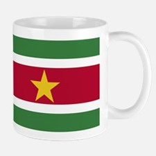 Suriname - National Flag - Current Mug