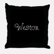 Weston Spark Throw Pillow