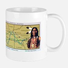 """Trail Of Tears"" Small Small Mug"