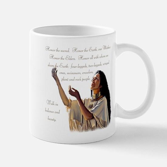 """""""Blessing"""" Mug"""