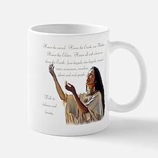 """""""Blessing"""" Small Small Mug"""