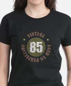85th Vintage birthday Tee