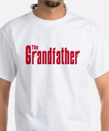 The Grandfather White T-Shirt
