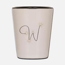 W Spark Shot Glass