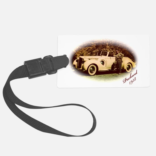 Packard Luggage Tag