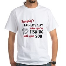Fishing withh Your Son Shirt