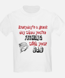Fishing with Your Dad T-Shirt