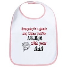 Fishing with Your Dad Bib