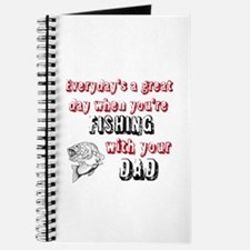 Fishing with Your Dad Journal