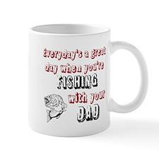 Fishing with Your Dad Mug