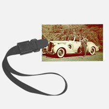 1938 Packard Luggage Tag