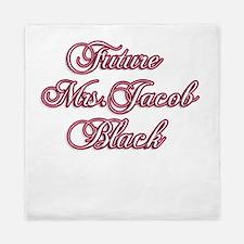 Future Mrs jacob 2.png Queen Duvet