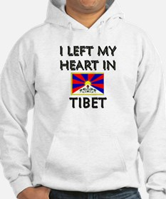 I Left My Heart In Tibet Hoodie