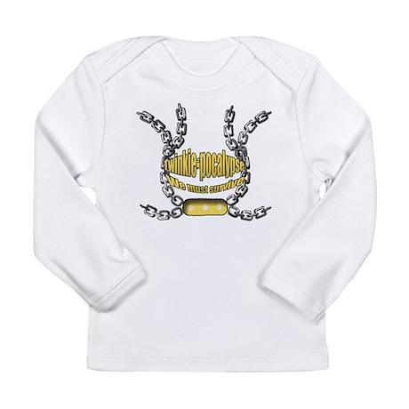 Twinkie-pocalypse 2 Long Sleeve Infant T-Shirt