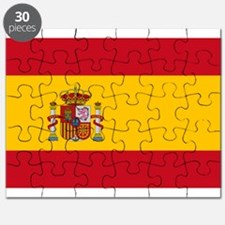 Spain - National Flag - Current Puzzle
