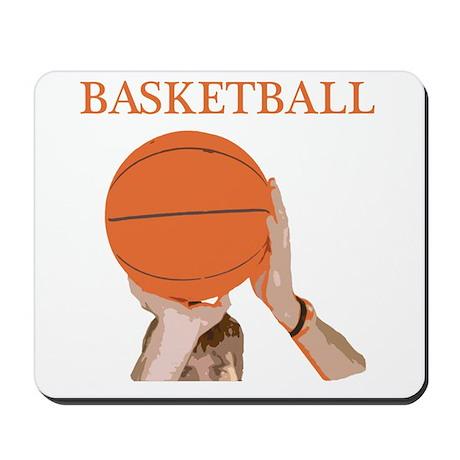 Basketball Mousepad