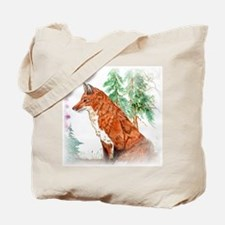 foxy.jpg Tote Bag