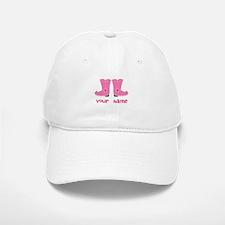 Personalized Cowgirl Baseball Baseball Cap