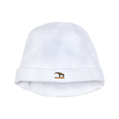 T Rex work out baby hat