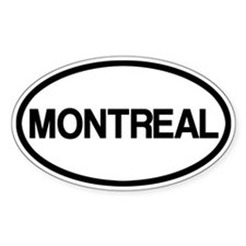 Montreal Decal