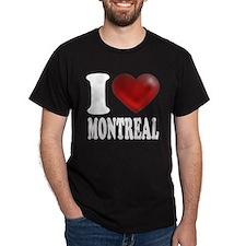 I Heart Montreal T-Shirt