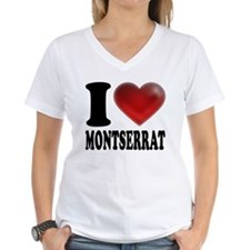 I Heart Montserrat Shirt