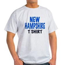 NEW HAMPSHIRE T SHIRT, funny New Hampshire gifts L