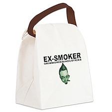 Ex-Smoker Canvas Lunch Bag