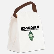 Ex-Smoker Canvas Lunch Bag