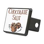 Chocolate Slut Rectangular Hitch Cover