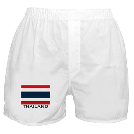 Flag of Thailand Boxer Shorts