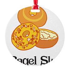 Bagel Slut Ornament