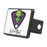 Alien Slut Rectangular Hitch Cover