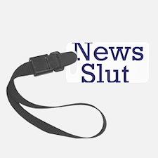 News Slut Luggage Tag
