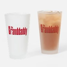 The Grandfather Drinking Glass