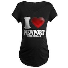 I Heart Newport T-Shirt