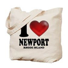 I Heart Newport Tote Bag