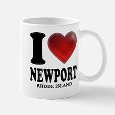 I Heart Newport Mug