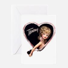 Sweetheart Tammy Greeting Card