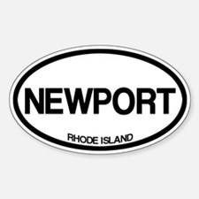 Newport, Rhode Island Decal